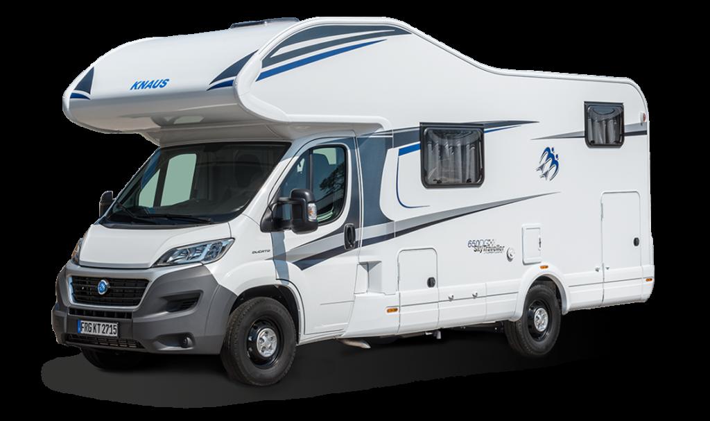 Knaus Sky Traveller 650 DG - Elk Reisemobile