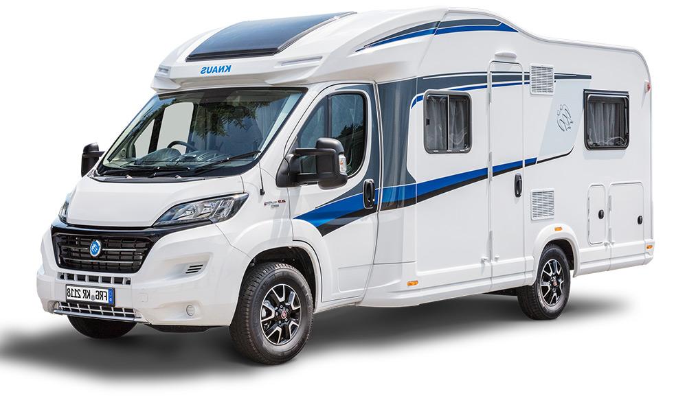 Our Campers Elk Reisemobile